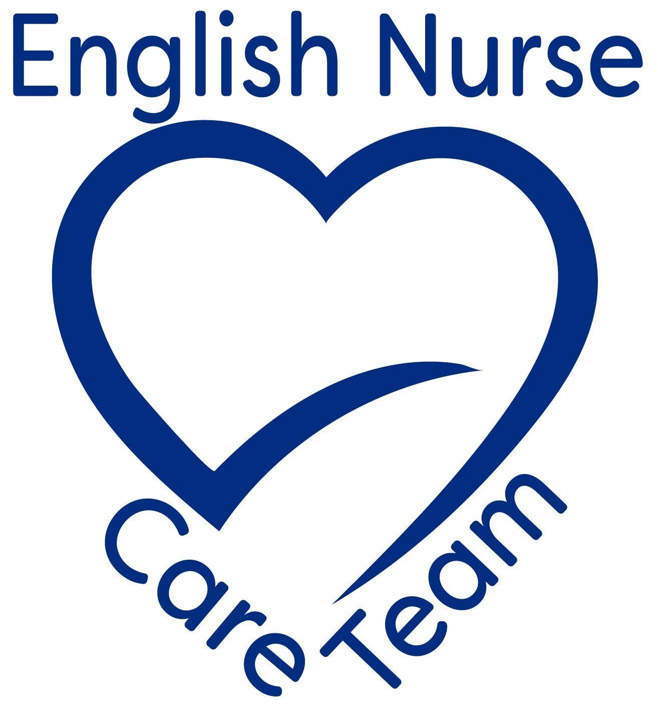 The English Nurse - Logo 1